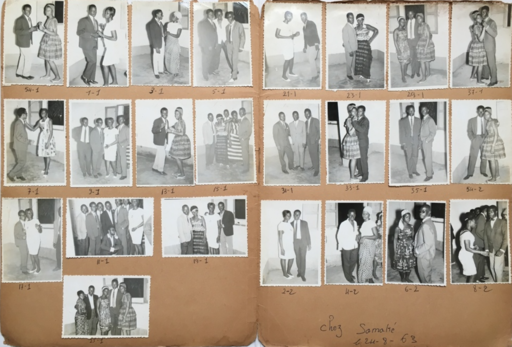 Malick SIDIBÉ - Photo - Chez Samaké le 24-8-63