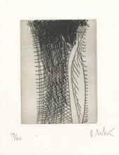 Olivier DEBRÉ - Print-Multiple - GRAVURE SIGNÉE CRAYON NUM/40 HANDSIGNED NUMB ETCHING