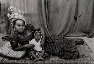 Seydou KEITA - Photo - Jeune mère