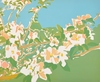 "Fairfield PORTER - Stampa-Multiplo - Fairfield Porter ""Apple Blossoms I"" Lithograph, Signed"