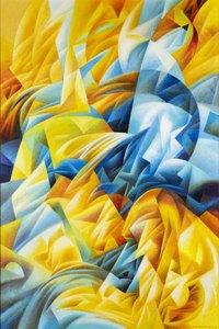 Ivan TURETSKYY - Peinture - Sun dunes