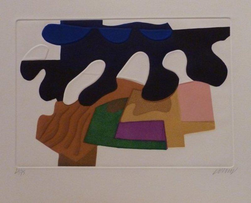 Bertrand DORNY - Print-Multiple - Sans titre