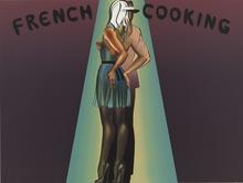 Allen JONES - Estampe-Multiple - French Cooking
