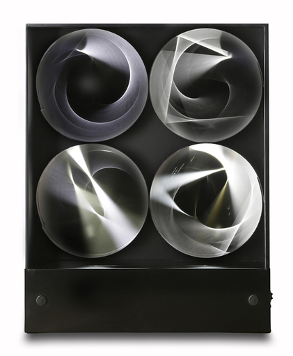 Julio LE PARC - Stampa-Multiplo - Cylindres