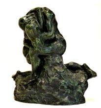 Reuven RUBIN - Escultura - The Lovers