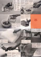 Rudolf STINGEL - Grabado - Instructions