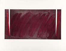 Richard SMITH - Estampe-Multiple - Untitled - Rothko Memorial Portfolio