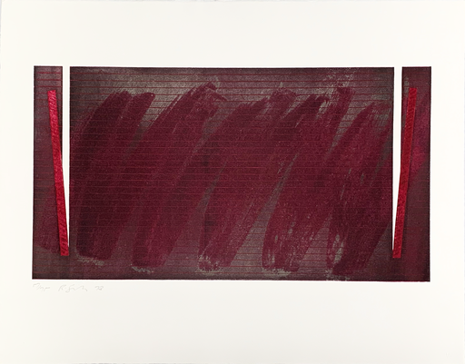 Richard SMITH - Grabado - Untitled - Rothko Memorial Portfolio