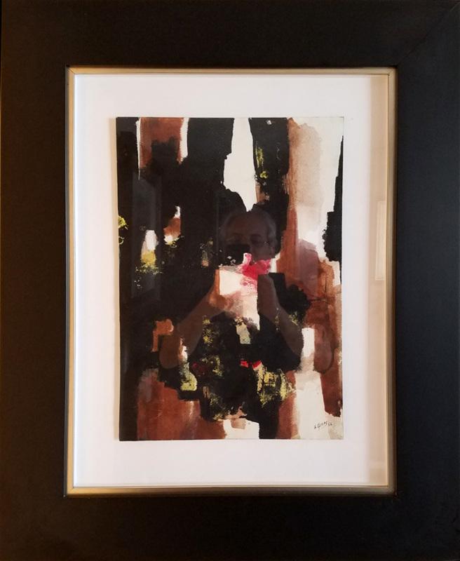 Guido LLINAS - Peinture - Untitled