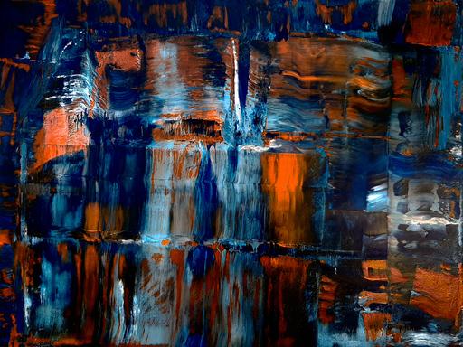 Patrick JOOSTEN - Gemälde - Storm