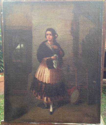Joaquín DOMINGUEZ BÉCQUER - Painting