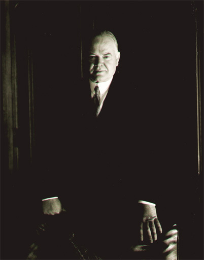 Imogen CUNNINGHAM - Fotografia - Herbert Hoover