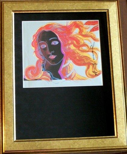 """Andy WARHOL - Print-Multiple - """"Venus"""""""