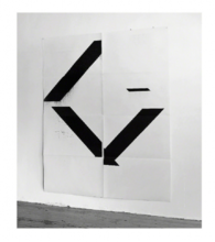 Wade GUYTON - Print-Multiple - X Poster