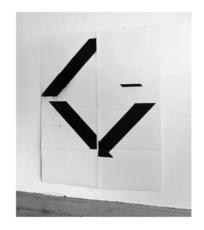 Wade GUYTON - Stampa Multiplo - X Poster