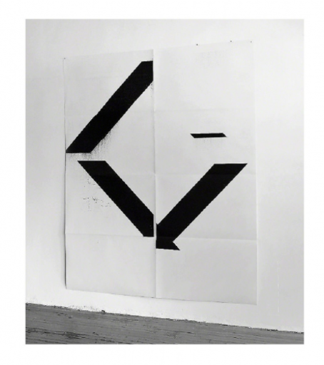 Wade GUYTON - Estampe-Multiple - X Poster