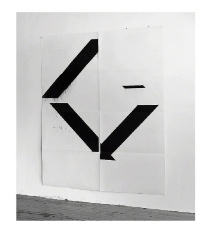 Wade GUYTON - Estampe-Multiple - X Poster