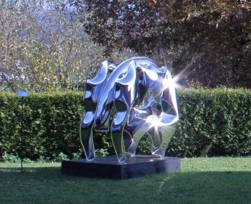Thomas KÜHNAPFEL - Sculpture-Volume - muscle