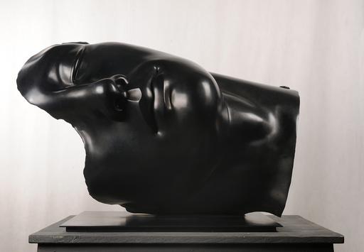 伊格尔•米托拉吉 - 雕塑 - Luna Dormiente