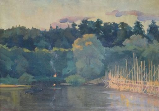 Grigoriy Mikhailovich SHEGAL - Painting