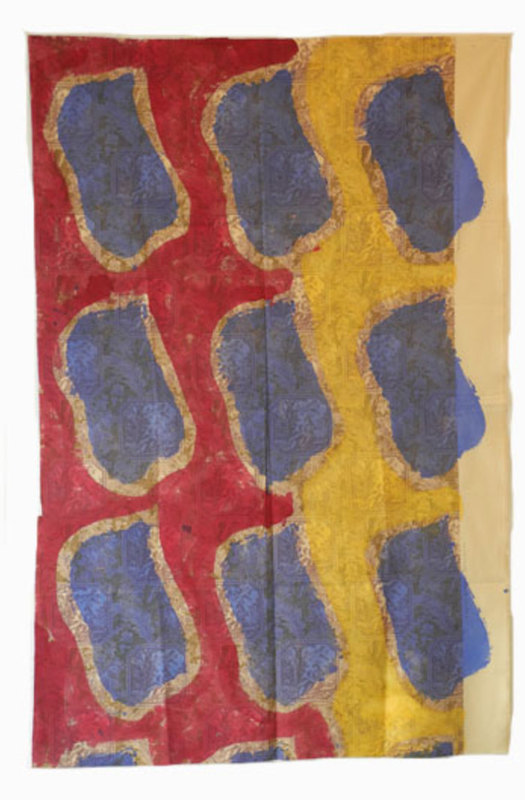 Claude VIALLAT - Painting - n°228