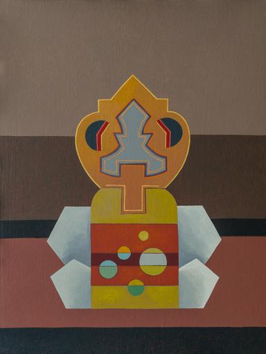 Enrique Rodriguez GUZPENA - Painting - La voz