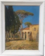 Fernand DESAIRE - Pintura - mas provençal