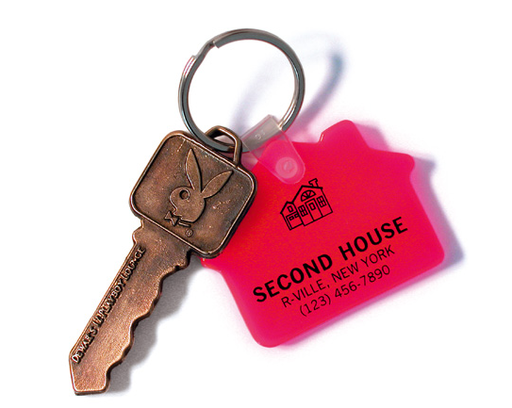 Richard PRINCE - Escultura - Untitled (Key to Second House)