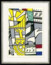 Roy LICHTENSTEIN (1923-1997) - Bicentennial Print