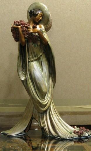 Louis ICART - Sculpture-Volume - Tosca