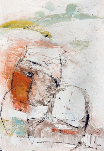 Fateh MOUDARRES - Peinture - Abstrastion