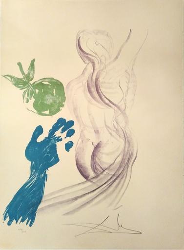 萨尔瓦多·达利 - 版画 - Adolescencia
