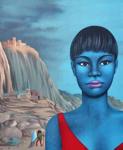 Félix LABISSE - Print-Multiple - FUITE EN EGYPTE