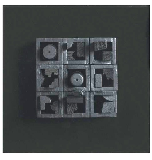 Louise NEVELSON - Escultura - Expanding View VI
