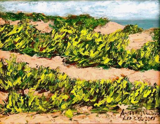 Francisco LOZANO SANCHIS - Painting - Mediterranea