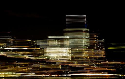 """Bruno PAGET - Photo - NYC """"Manhattan Liner"""""""