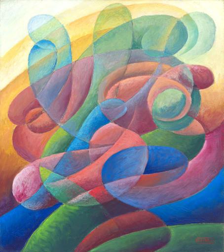 Gerardo DOTTORI - Peinture - Colori innamorati