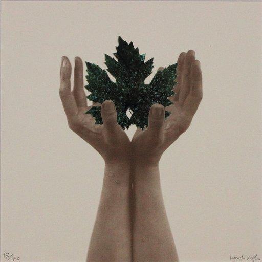 Mirella BENTIVOGLIO - Estampe-Multiple - Untitled