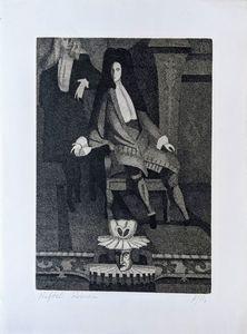Naftali RAKUZIN - Print-Multiple - Figuers