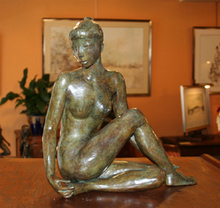 Jacques COQUILLAY - Escultura - Le triangle