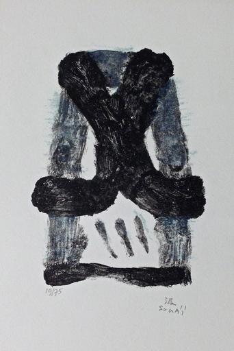 Kumi SUGAI - Grabado - La femme