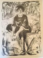 Edvard MUNCH (1863-1944) - Footbath