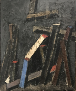 Carlo MATTIOLI - 绘画 - Piramide