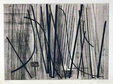 Hans HARTUNG - Print-Multiple - Komposition 12