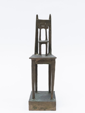 Sven DALSGAARD - Escultura - Two Chairs
