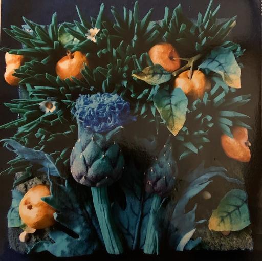 Piero GILARDI - Escultura - Carciofi e albicocche