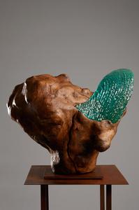 Bernard FROMENT - 雕塑 - Chène Vert