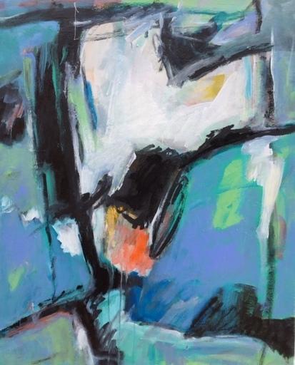 Irène DARGET-BASTIEN - Painting - Nach