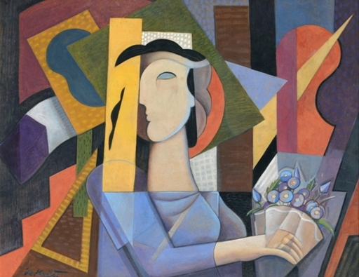 Bela DE KRISTO - Painting