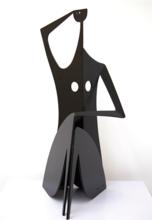 Philippe HIQUILY - Sculpture-Volume - ÉPICURIENNE